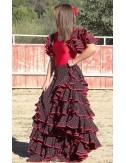 Flada de Flamenca Punto Rojo