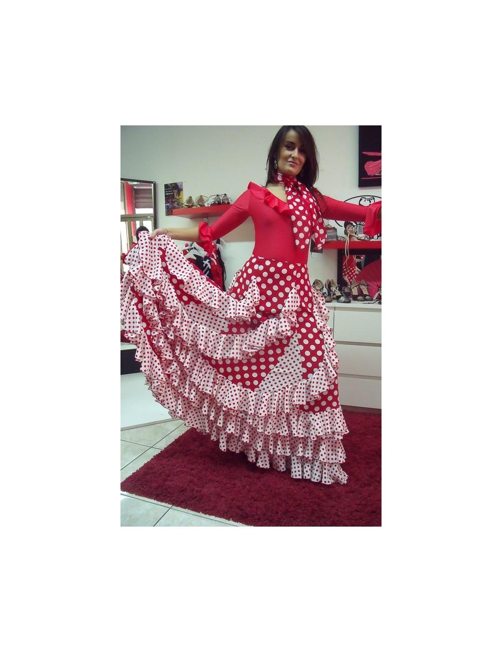 Falda Flamenca Soleado