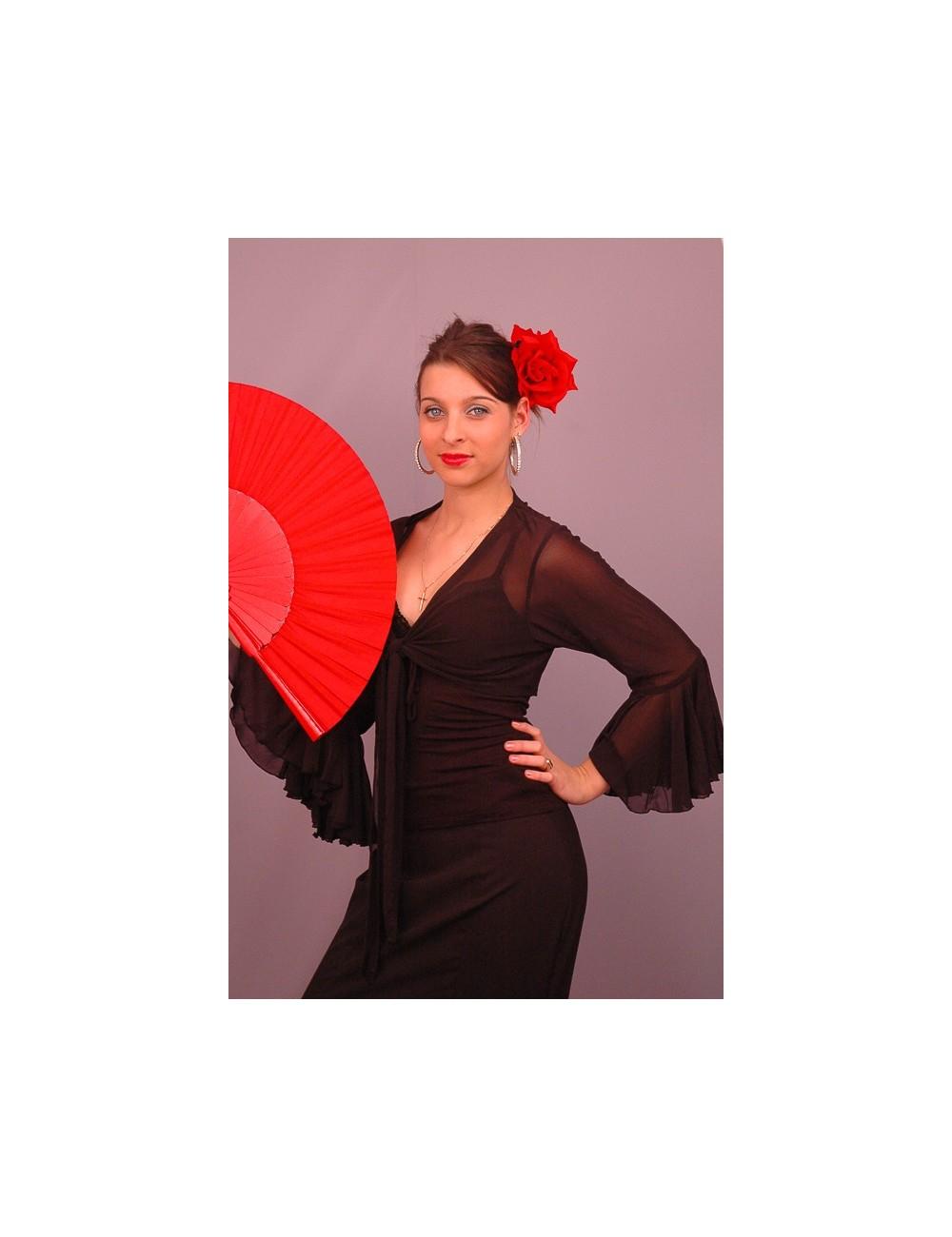 Cache-coeur Rosso Noir