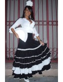 Jupe flamenco Marisma 1