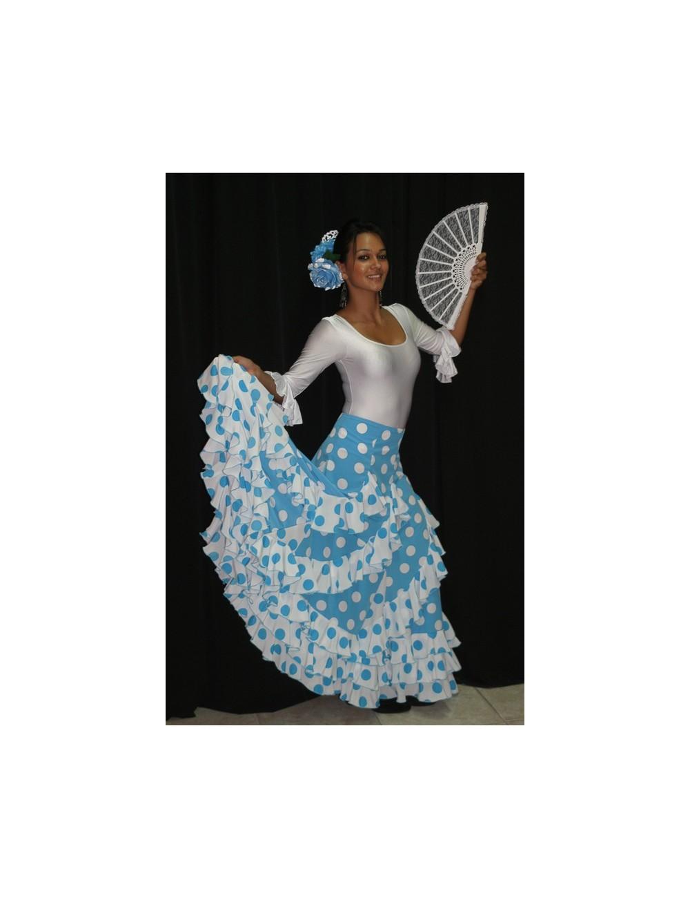 Jupe de danse flamenco Gitana 3
