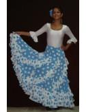 Falda flamenca Gitana 3