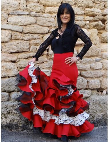 Jupe flamenco Cordou Volente Murcia