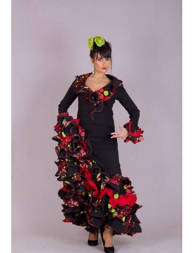 Jupe de flamenco Cordou Anissa