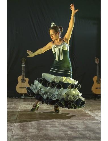 Trajes de flamenca Mariniere