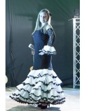 Robe Flamenco Guapa Dentelle