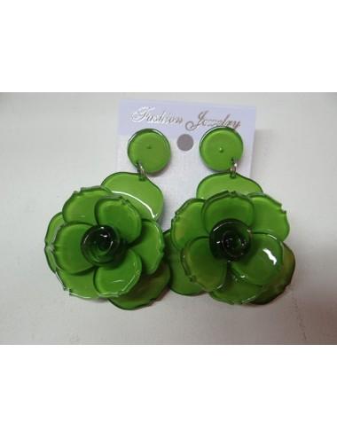 Boucles d'oreilles Méthacylathe