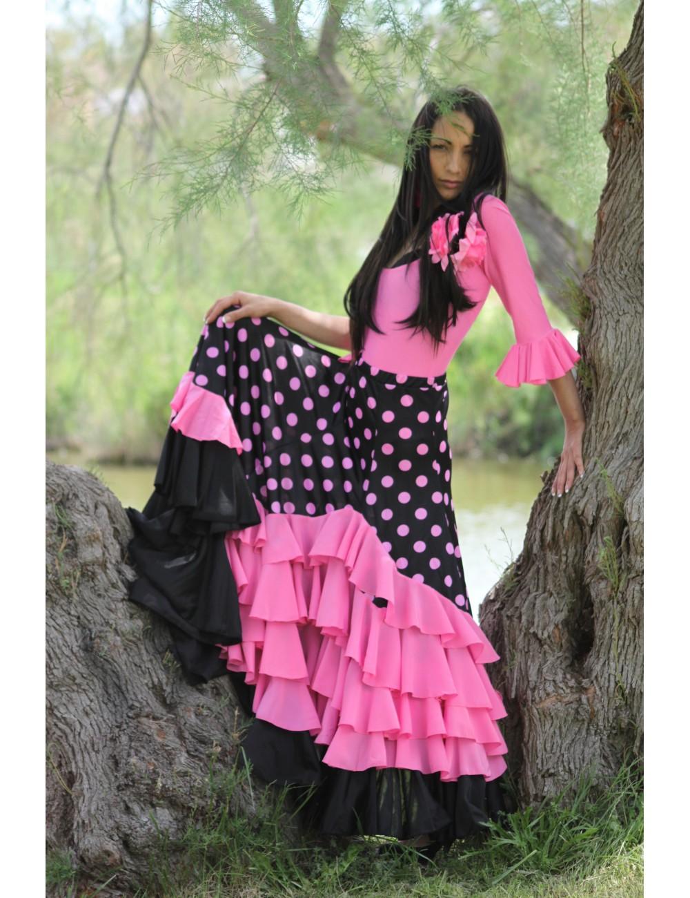 Jupe de Flamenco Madriléne 1