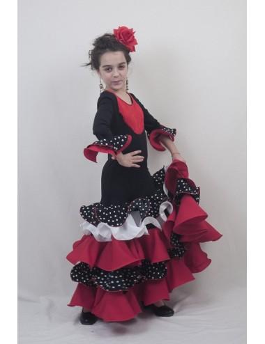 Robe flamenco Noella Guapa Nina