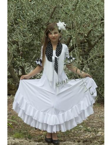 Jupe Blanca