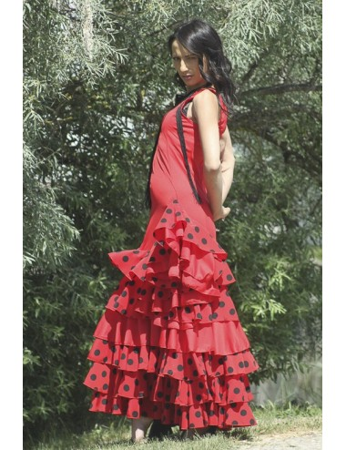 Robe Flamenco Toréra 1
