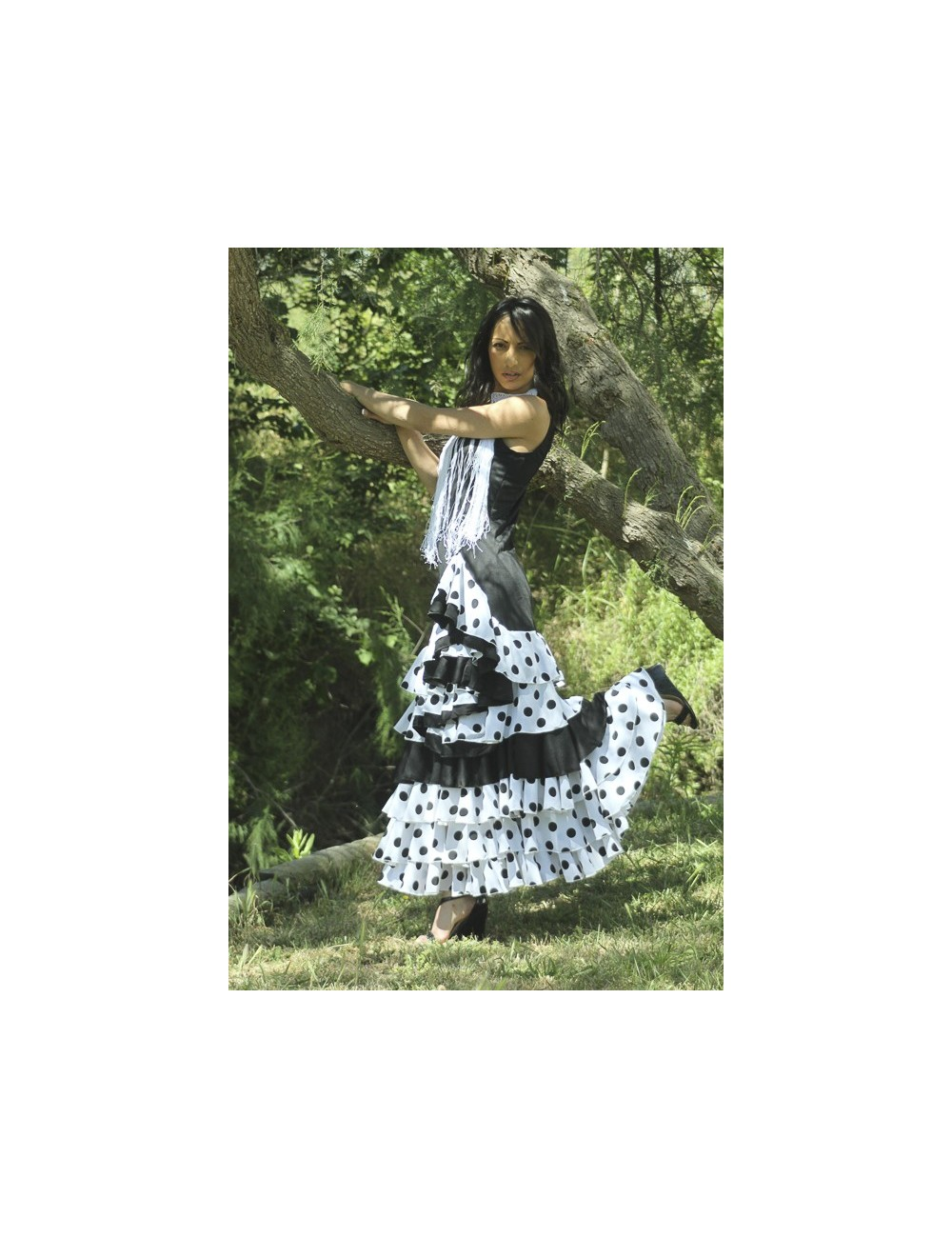 Robe Flamenco Toréra 2