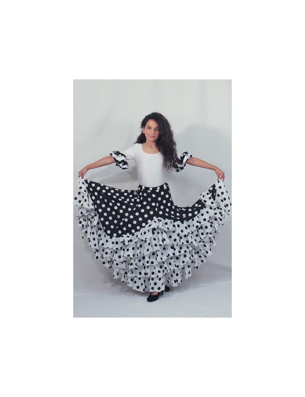 Jupe flamenco Antequera