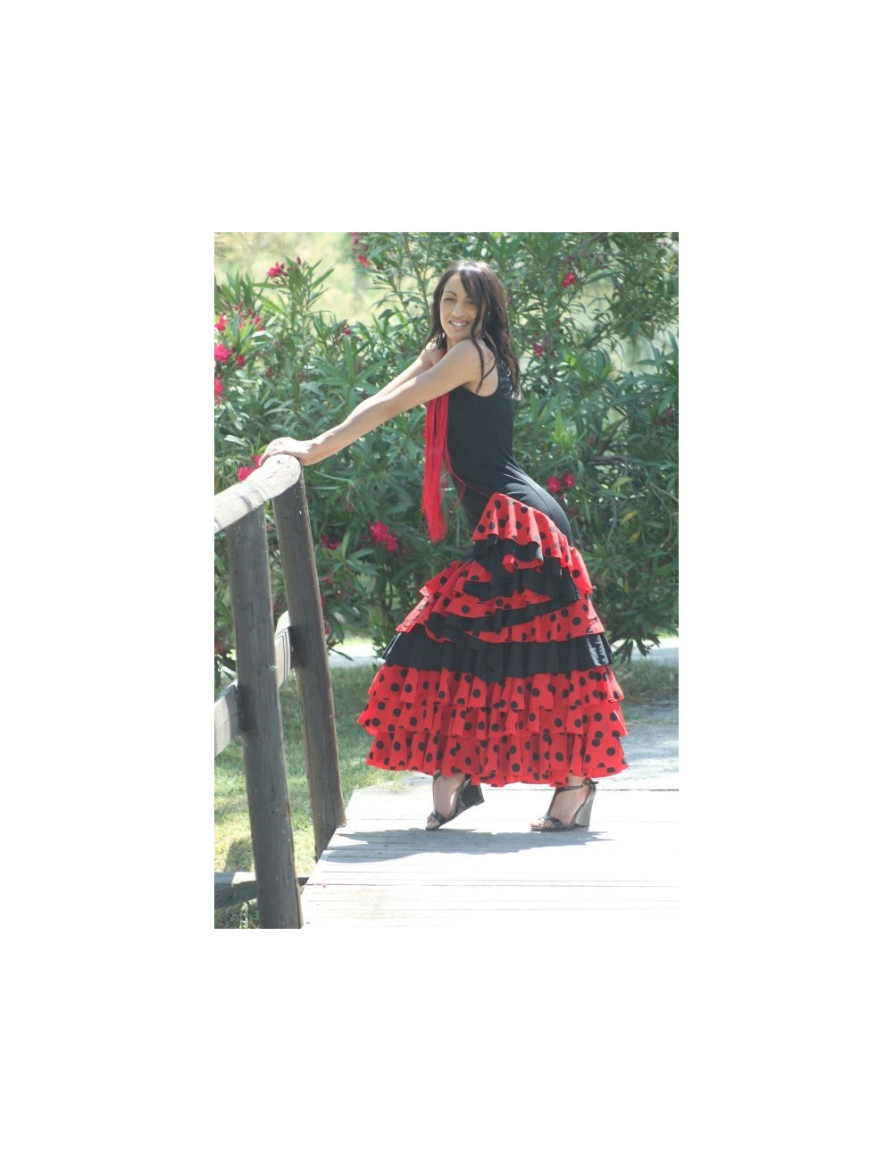 Robe Flamenco Toréra 3