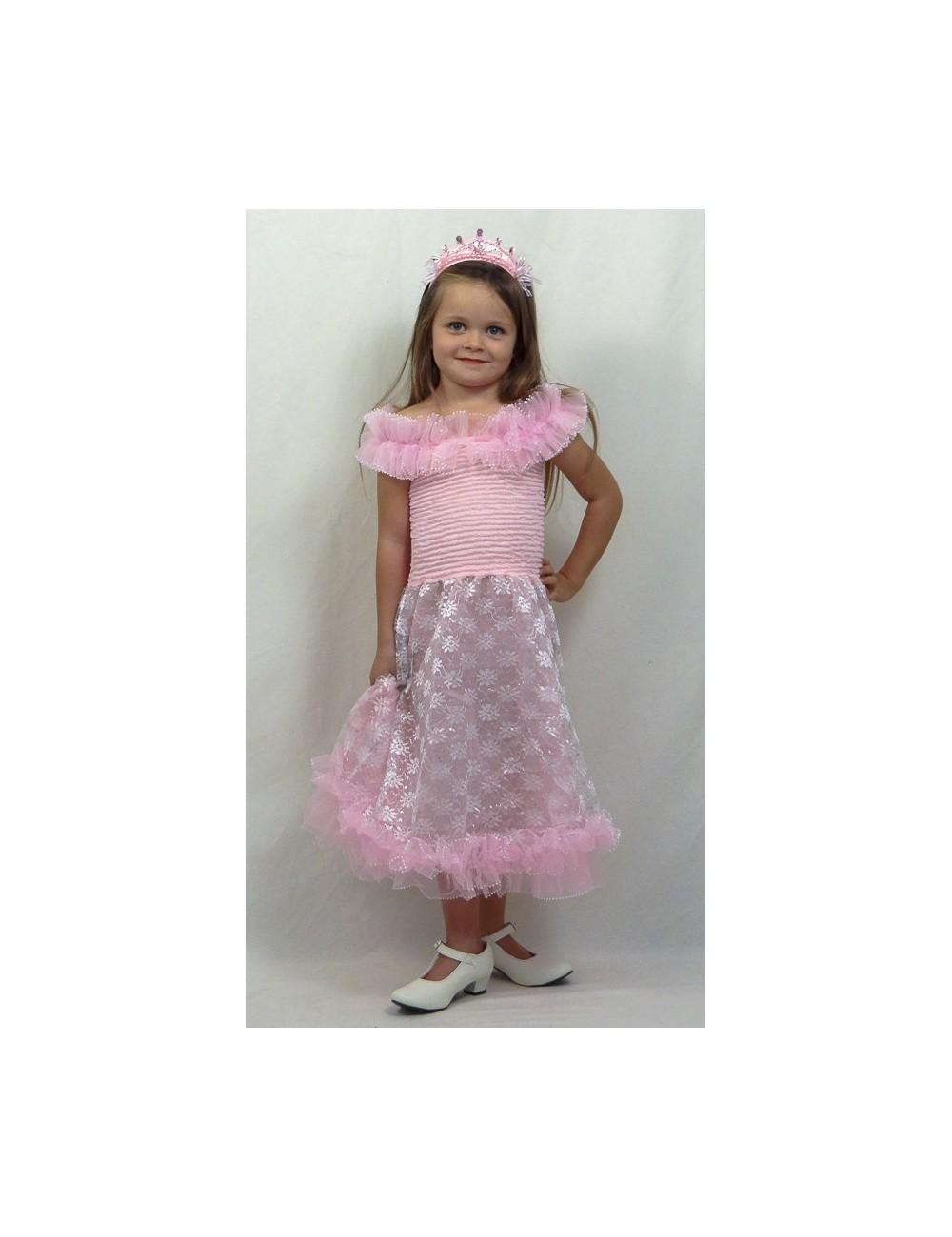 vente professionnelle choisir l'original clair et distinctif Deguisement robe princesse ou robe de baptème ou de mariage
