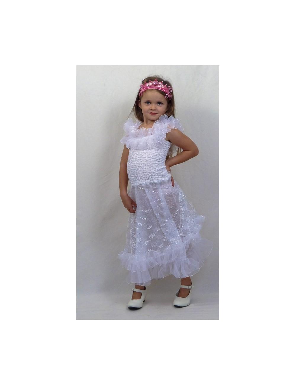 Robe de Princesse enfant Lana