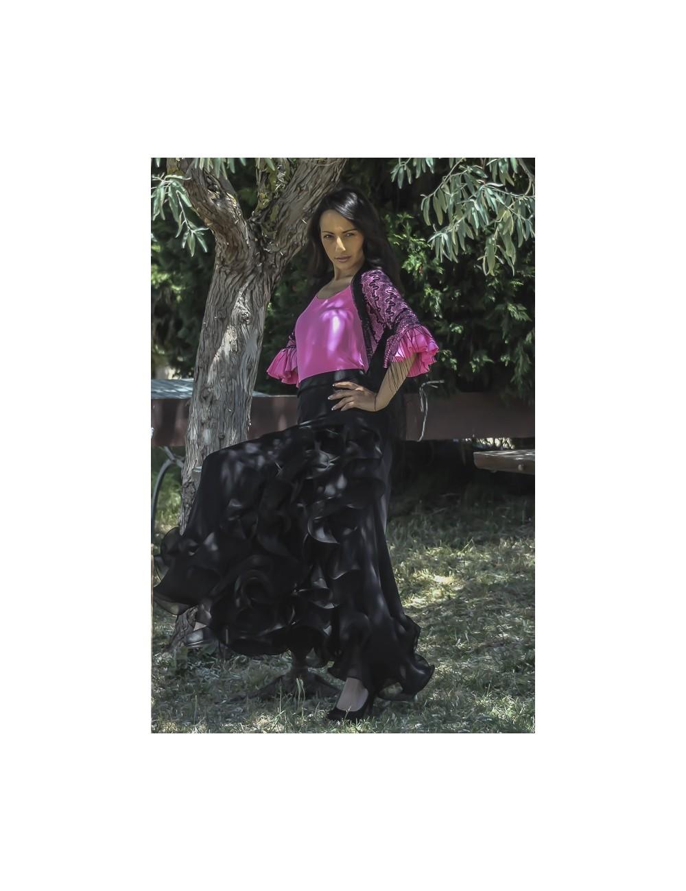 Jupe de flamenco Mascha