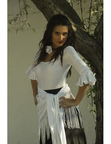 Body Senora blanc-