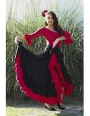 Falda flamenca Becky
