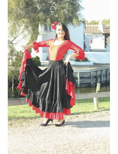 Kit Jupe flamenco Becky
