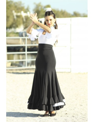 Jupe de danse flamenco Maya
