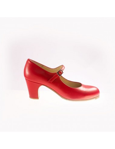 Chaussures Professionnelles MO 1 rouge-2