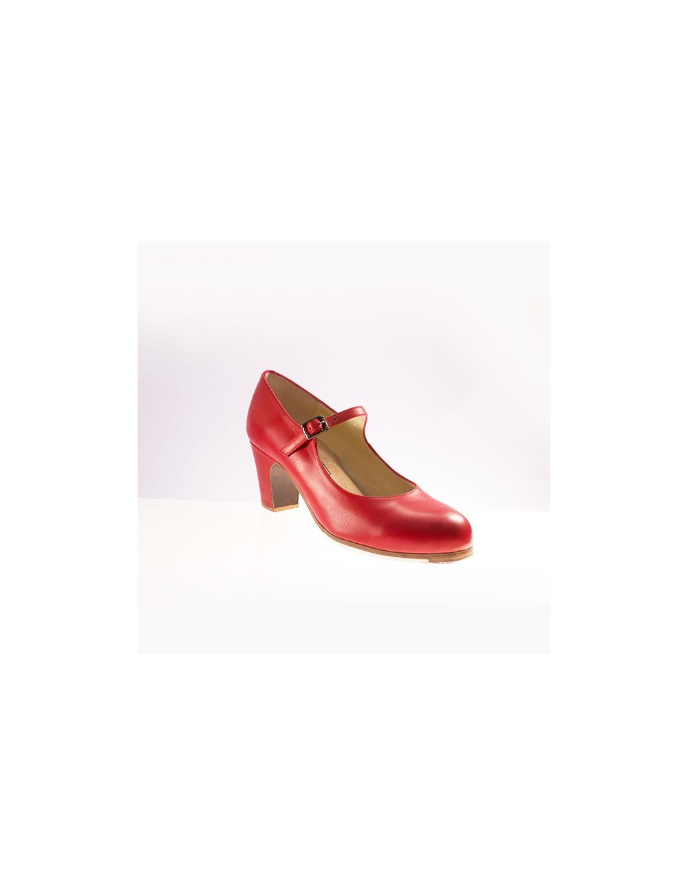 Chaussures Professionnelles MO 1 rouge-3
