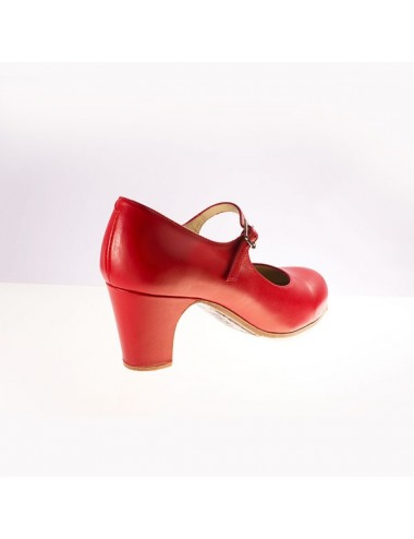 Chaussures Professionnelles MO 1 rouge-4