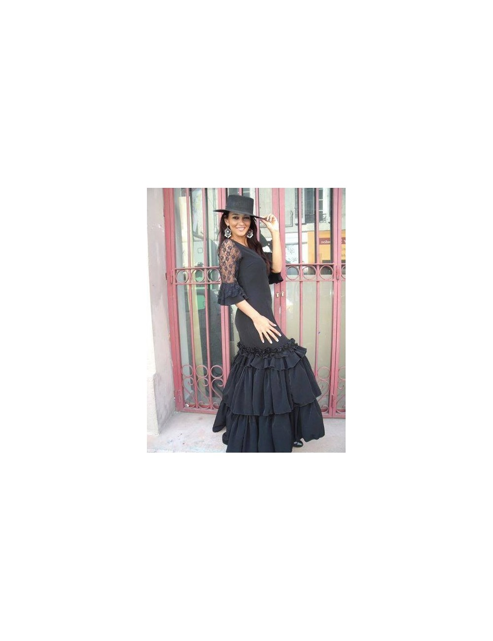 Trajes de Flamenca KELLY