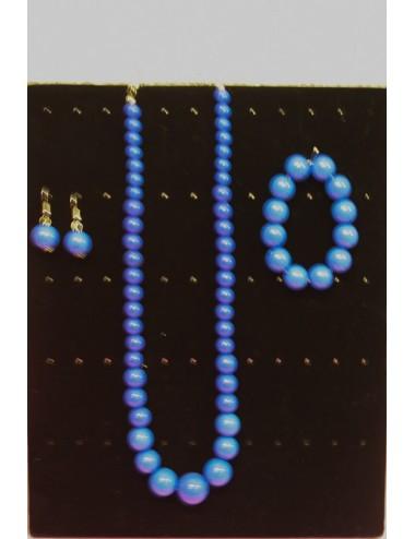 Colliers bleu roy