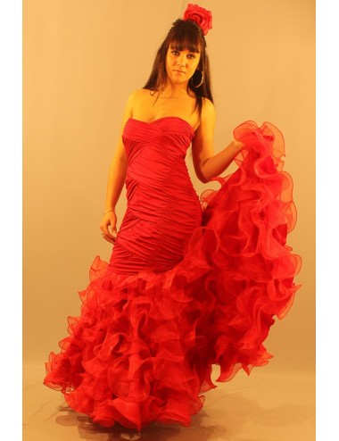 Robes Flamenco Mariage Mellissa