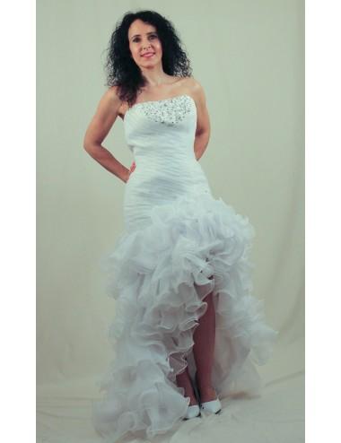 Vestido de novia Nela