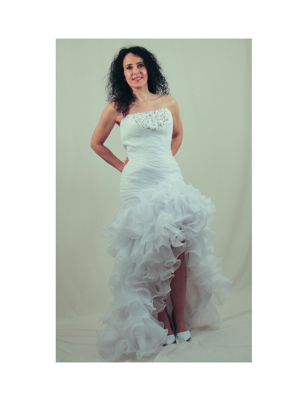 Robe de mariage espagnole femme - Nella |