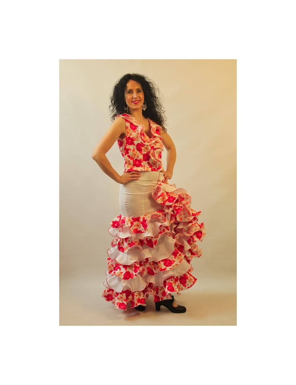 Jupe de flamenco Alégria