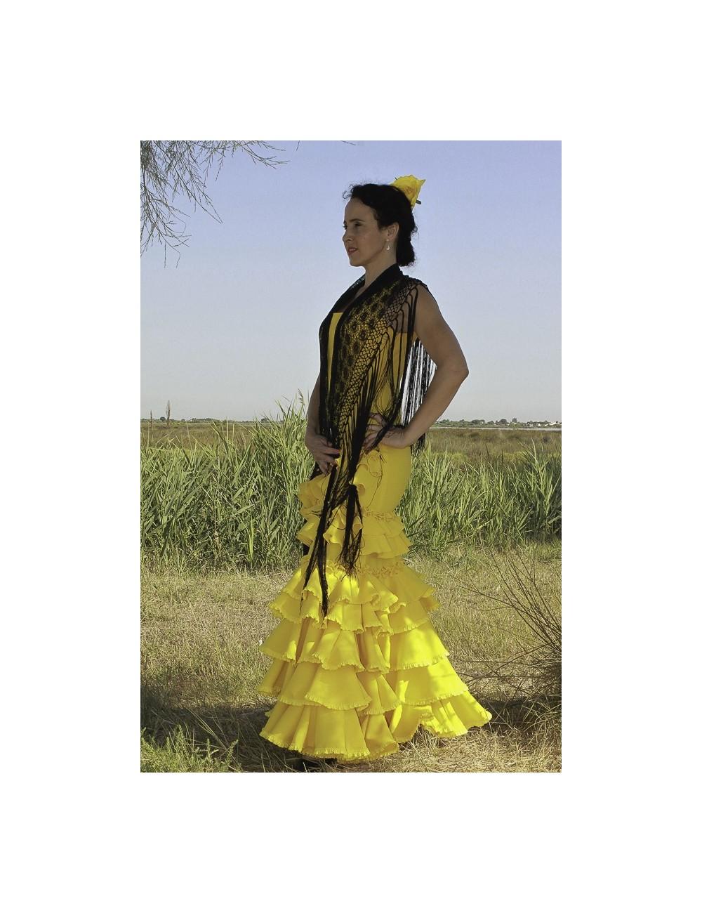 Trajes de Flamenca Silafé 2