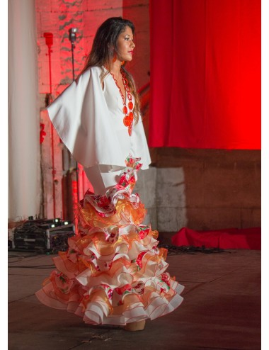Robe Flamenco Allisson