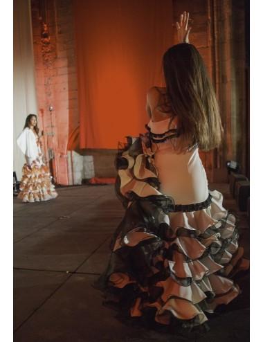 Trajes de Flamenca Lisa Maria