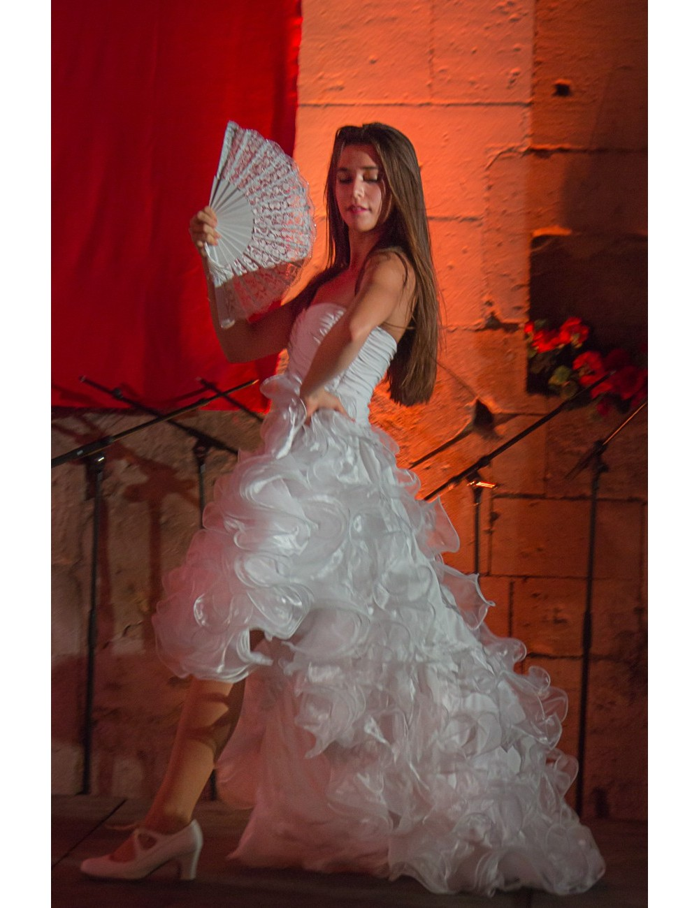 Robe de Mariée Flamenco Kelly