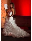 Robe Flamenco de mariée Kelly