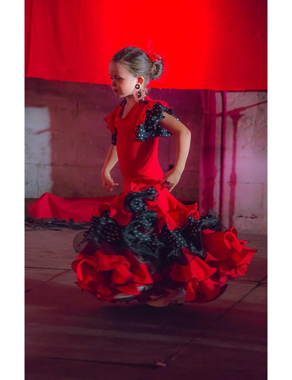 Robe de flamenco Cordou Lana
