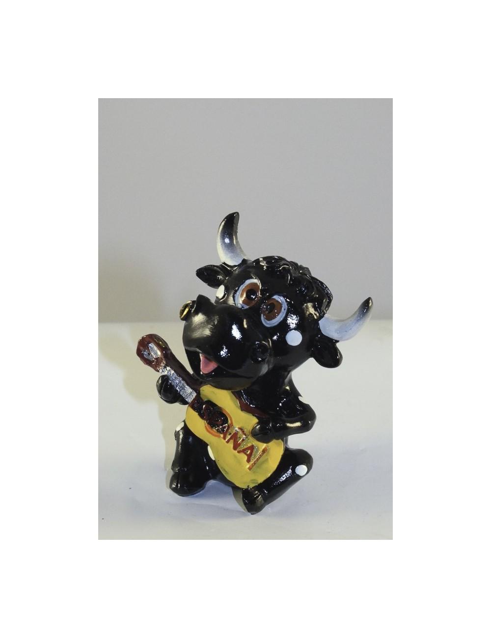 Figurine Toro guitare 2