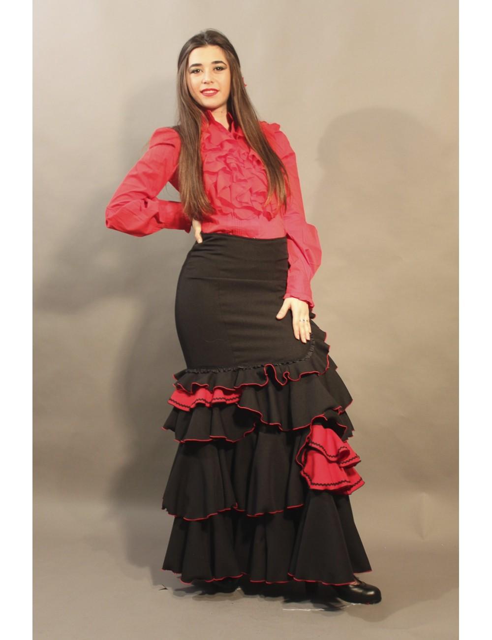 Jupe de flamenco Samba 2
