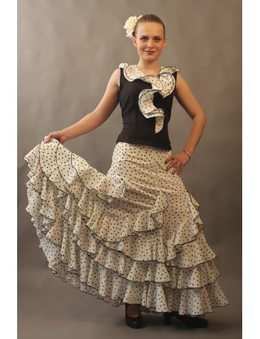 Flada flamenca Gitana 1