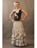 Jupe Flamenco Gitana 1