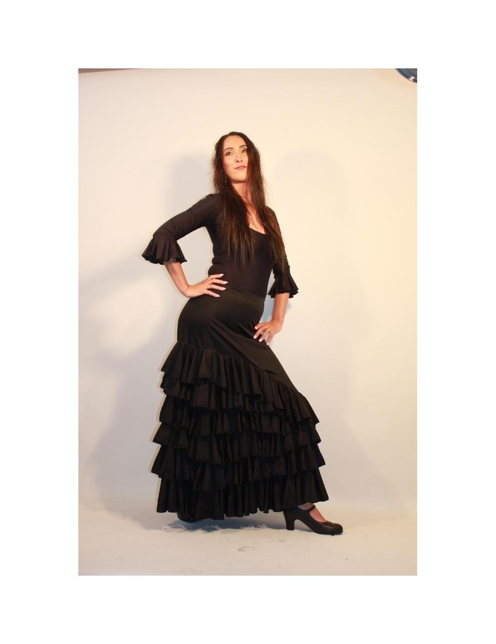 Jupe de flamenco Allégria