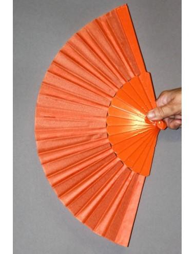 Eventails orange