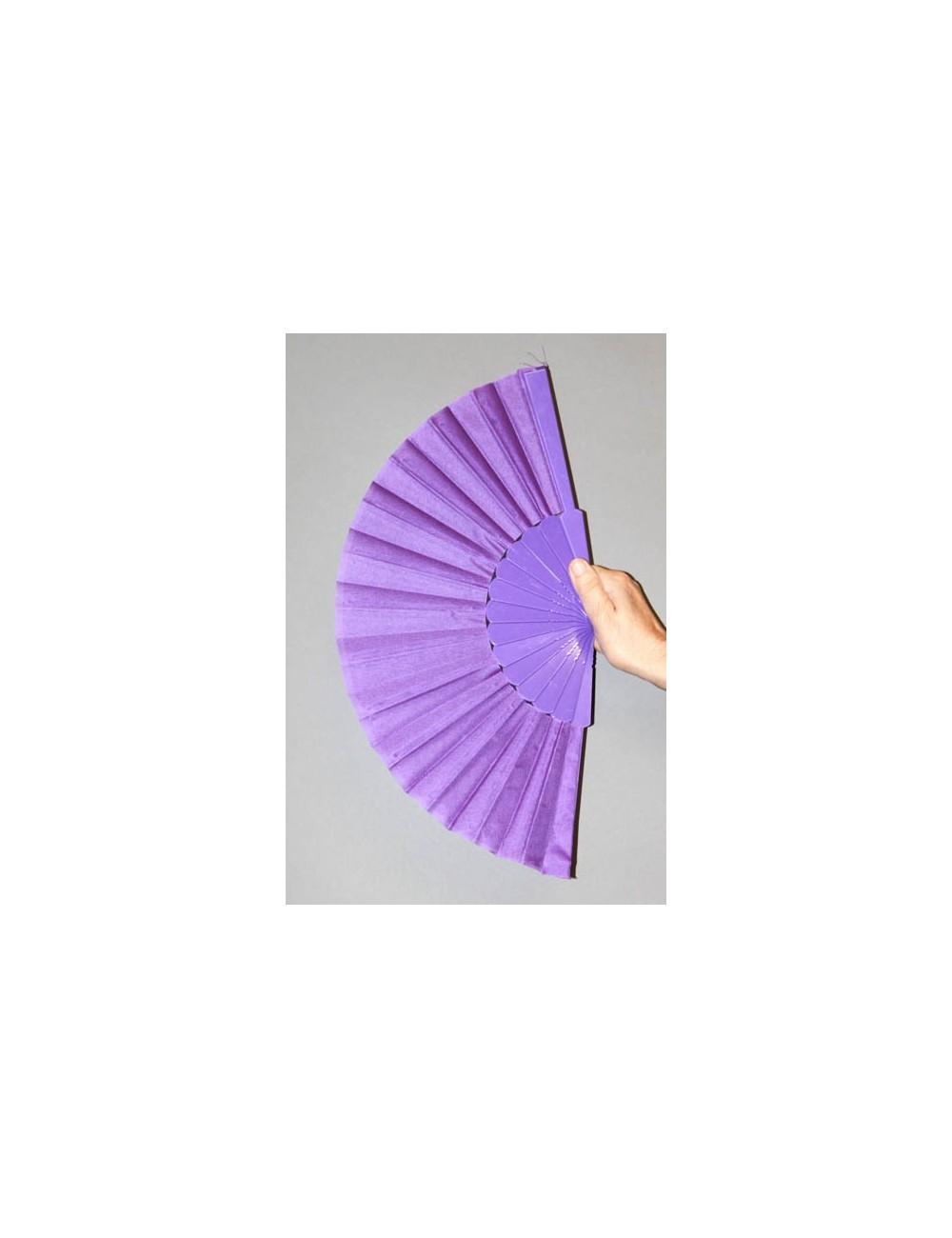 Eventails violet