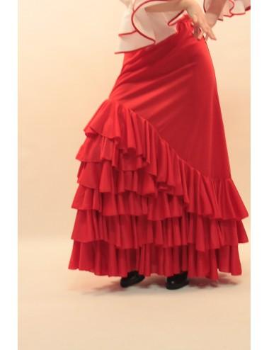 Jupe Allégria Roja