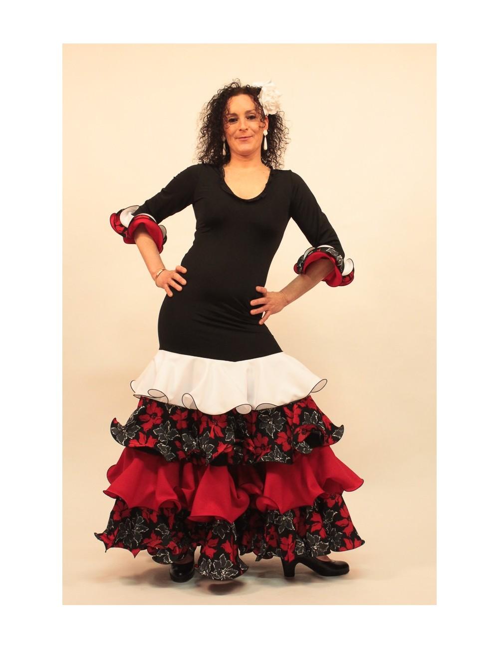 Vestido de flamenca Duna
