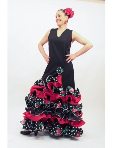 Robe Flamenco Gitane Nabila
